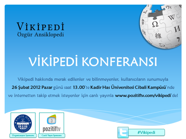 Vikipedi Türkiye Buluşması