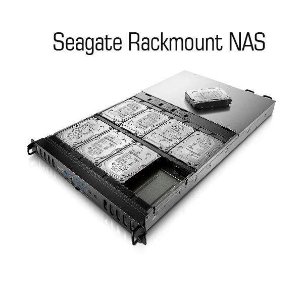 Seagate Rockmount NAS