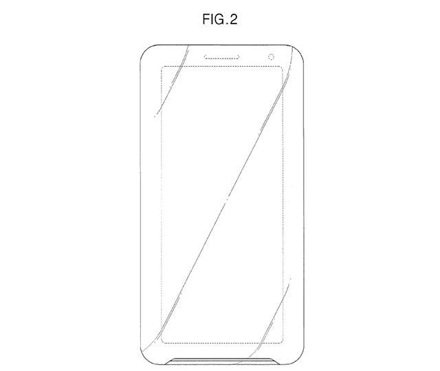 Samsungtan Dev Ekranlı Telefon Teknokulis