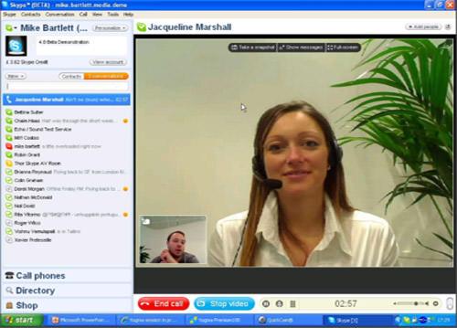 Skype 5.5