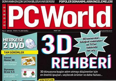 PC WORLD TÜRKİYE DERGİSİ YAYIN HAYATINI SONLANDIRDI