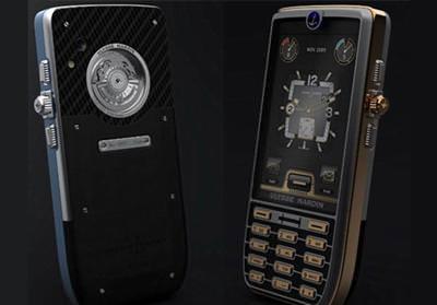 50 BİN DOLARLIK ANDROİD'Lİ TELEFON