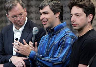 GOOGLE'IN YENİ CEO'SU LARRY PAGE