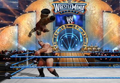 WWE ALL STARS RAFLARDAKİ YERİNİ ALIYOR