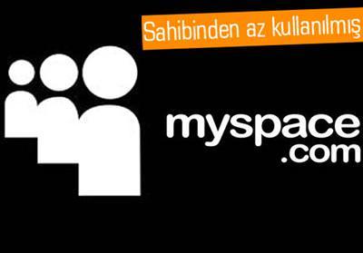 MYSPACE İÇİN TEKLİFLER BEKLENİYOR