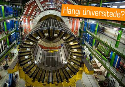 TÜRKİYE'NİN CERN'İ AÇILIYOR!
