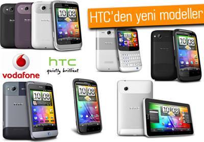 VODAFONE VE HTC GLOBAL İŞBİRLİĞİNİN TÜRKİYE LANSMANI GERÇEKLEŞTİRİLDİ