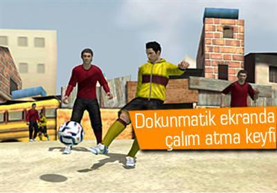 EA SPORTS'TAN, NİNTENDO 3 DS'TEKİ FİFA 12 İÇİN DOKUNMATİK KONTROLLER