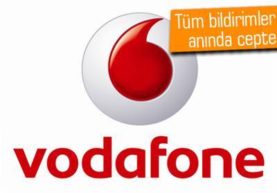 VODAFONE'DAN TÜRKİYE'DE BİR İLK: FACEBOOK SMS