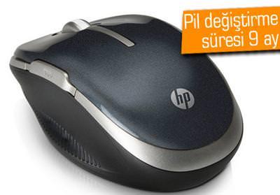 HP'DEN DÜNYANIN İLK WİFİ FARESİ