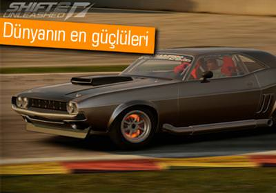 SHİFT 2 UNLEASHED: SPEEDHUNTERS GELİYOR