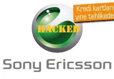BU SEFER DE SONY ERİCSSON HACKLENDİ
