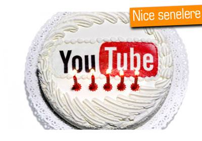 YOUTUBE 6 YAŞINDA