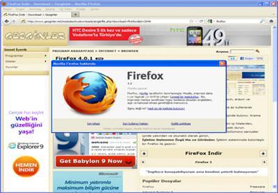 MOZİLLA FİREFOX 9.0.1