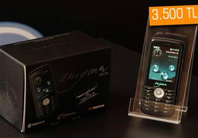 ENİGMA T301TR: TÜRK YAPIMI DİNLENEMEYEN TELEFON