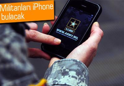 AFGANİSTAN'DAKİ ABD ASKERLERİNE ÖZEL İPHONE UYGULAMASI