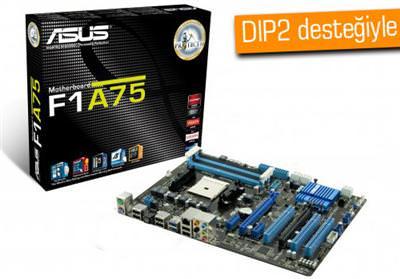 ASUS İMZALI YENİ AMD A75 ANAKART SERİSİ: F1A75