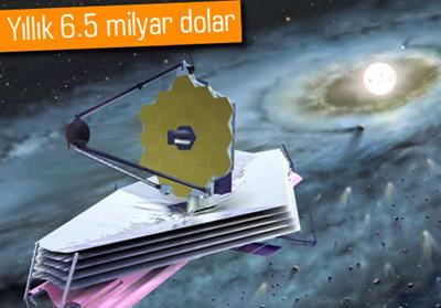 TELESKOP, NASA VE POLİTİKACILARI KARŞI KARŞIYA GETİRDİ