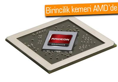 AMD: EN HIZLISI BİZİM HD 6990M