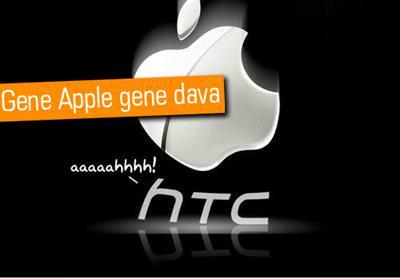 APPLE YİNE MAHKEMEDE, BU SEFER HTC'YE DAVA AÇTI