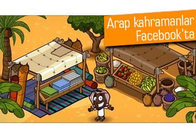 FARMVİLLE'İN YENİ RAKİBİ ARAPVİLLE