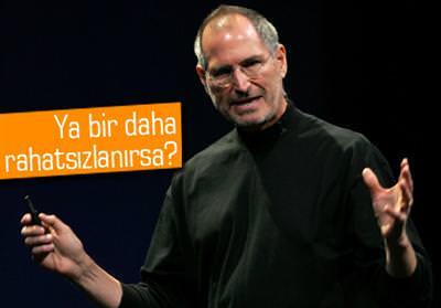 APPLE, STEVE JOBS'UN YERİNE BAŞKA CEO MU ARADI?