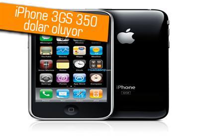 İPHONE 5'E RAMAK KALA İPHONE 3GS KONTRATSIZ SATILACAK