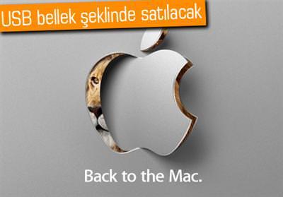 MAC OS X LİON'DAN İLK GÜN REKORU