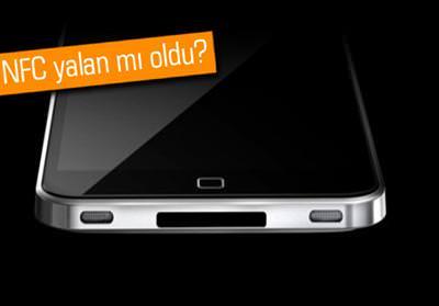 İPHONE 5'TE NFC YERİNE BLUETOOTH 4.0 OLACAK