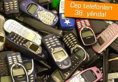 CEP TELEFONUYLA 38. YIL