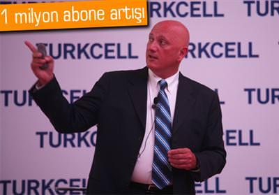TURKCELL 2. ÇEYREK SONUÇLARINI AÇIKLADI