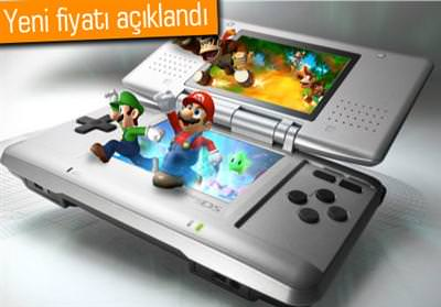 NİNTENDO 3DS'İN FİYATINDA %30'LUK İNDİRİM