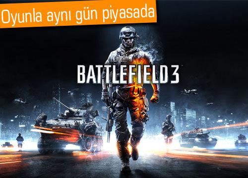 Battlefield 3 kitap oluyor