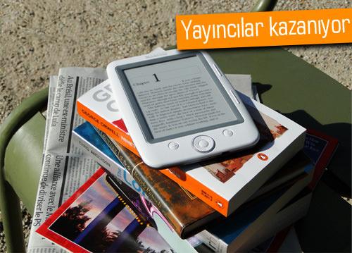 E-kitap, yayın sektörünü olumlu etkiledi