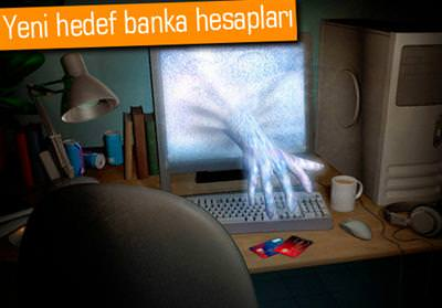 BANKA HESAPLARINA TRUVA ATI TEHDİDİ
