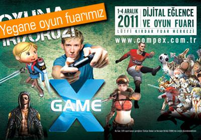 GAMEX 2011 BAŞLADI