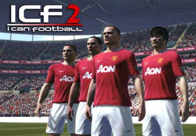 MANCHESTER UNİTED, I CAN FOOTBALL 2'DE