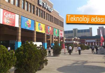 INTERNATİONAL CEBIT PARTNER 2012, KUZEY KIBRIS TÜRK CUMHURİYETİ OLDU