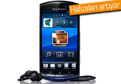 XPERİA TELEFONLARA İNTERNETTE 50 GB ÜCRETSİZ ALAN
