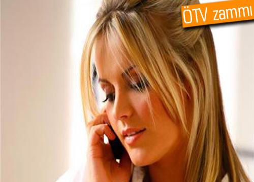 GSM aboneliğinde ÖTV zammı