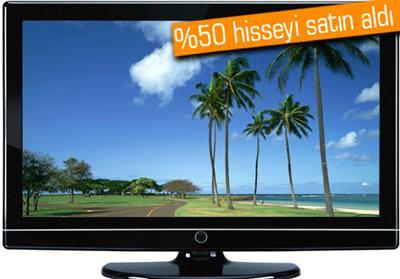 LCD TV'DE DEV BİRLEŞME