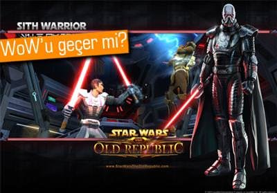 STAR WARS: THE OLD REPUBLİC REKORLA BAŞLADI