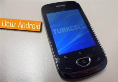 TURKCELL T11 MAXİPHONE