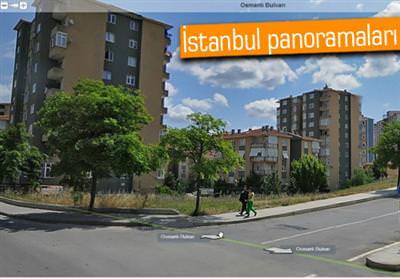 YANDEX'İN İSTANBUL PANORAMALARI GÜNCELLENDİ