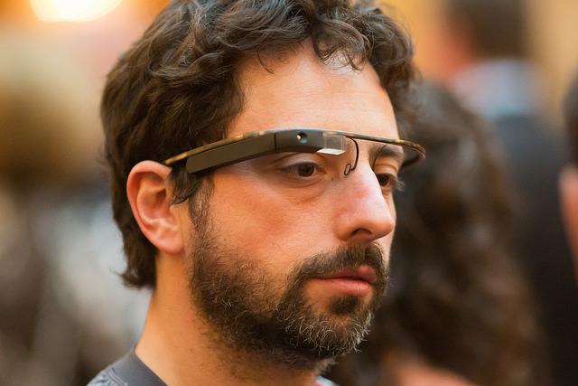 Google akıllı gözlük - Project Glass