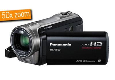PANASONİC HC-V500
