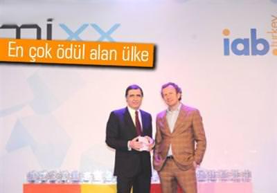 TÜRKİYE MIXX AWARDS EUROPE 2012'DEN DÖRT ÖDÜLLE DÖNDÜ