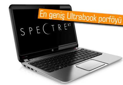HP, 5 FARKLI ULTRABOOK MODELİ İLE DEĞİŞİME START VERDİ