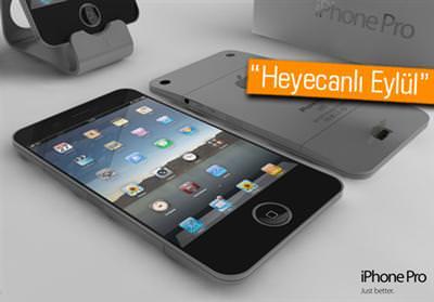 İPHONE 5, EYLÜL'DE GELEBİLİR