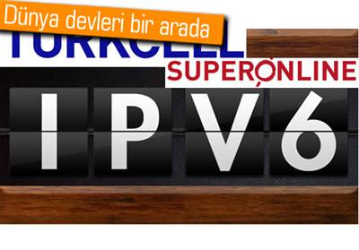 TURKCELL SUPERONLİNE IPV6 ALTYAPISINA GEÇTİ